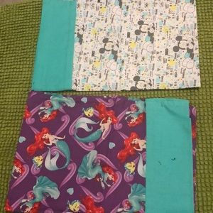 Other - Disney hand made pillowcases